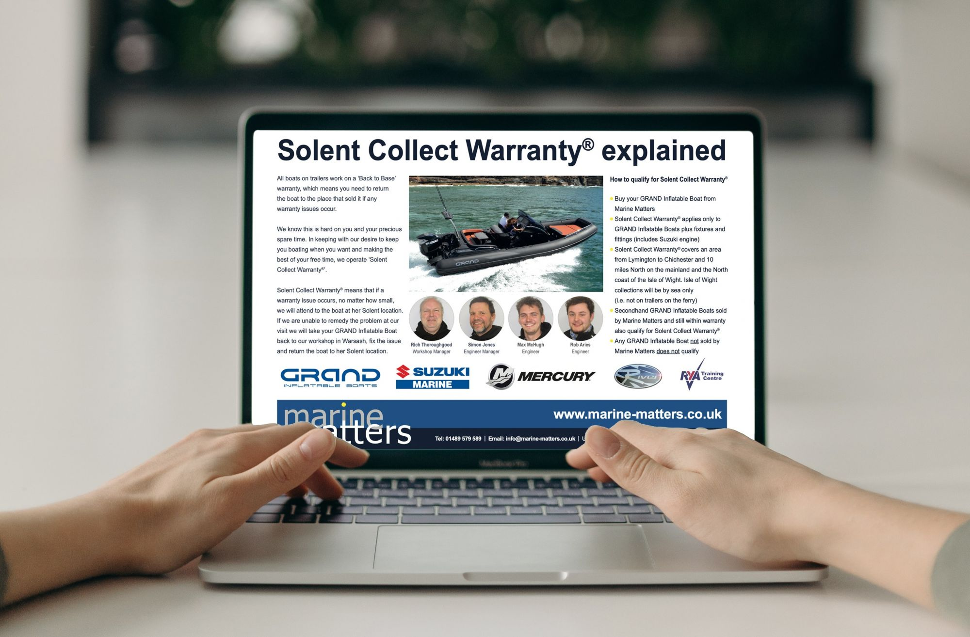 Solent Collect Warranty® explained