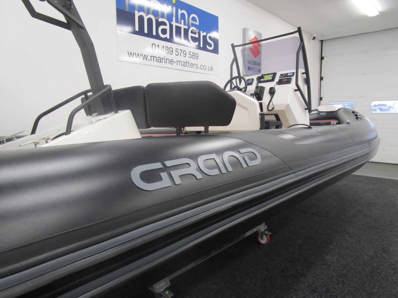 GRAND DRIVE D600 RIB tube