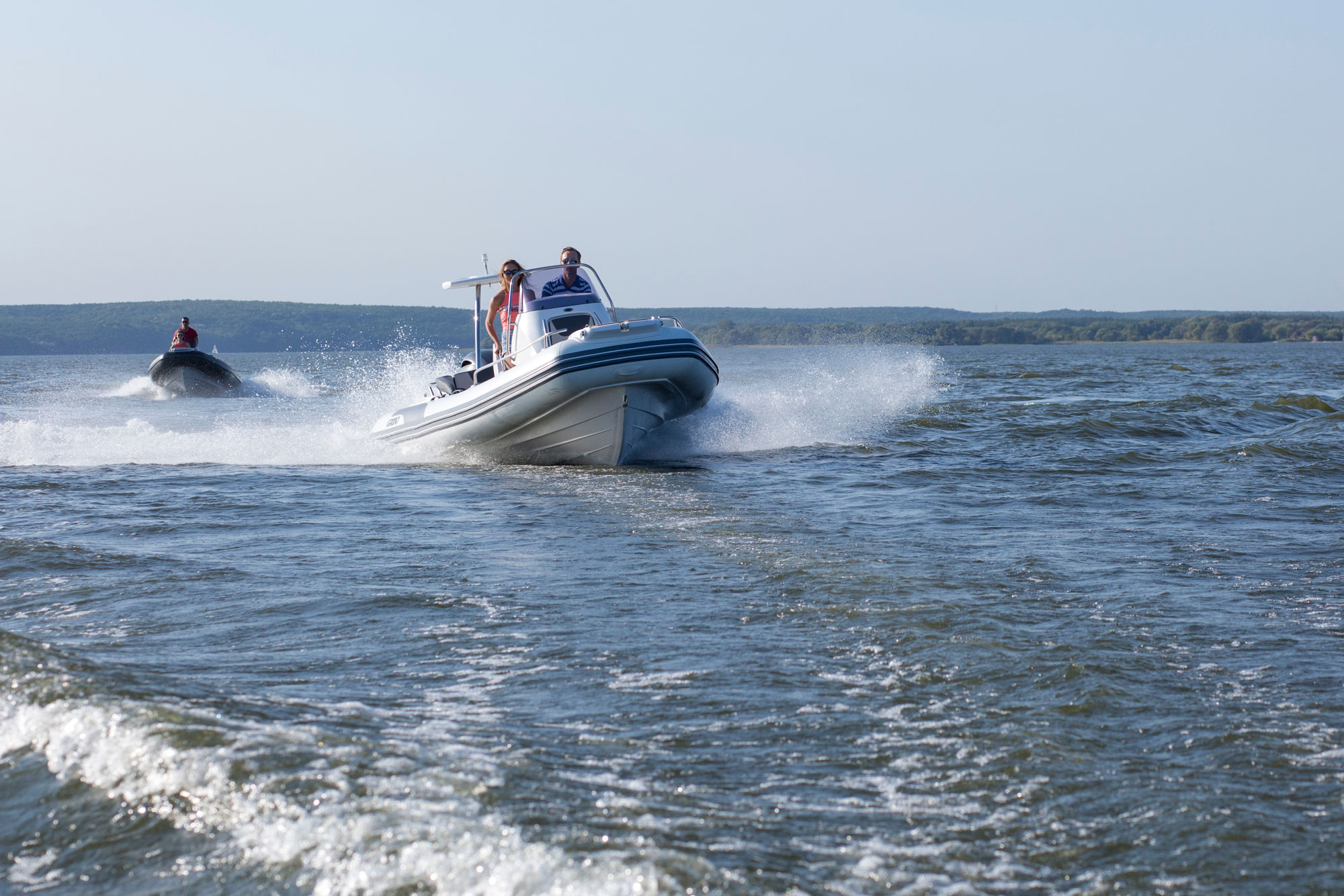 RYA Advanced Powerboat Instructor Course