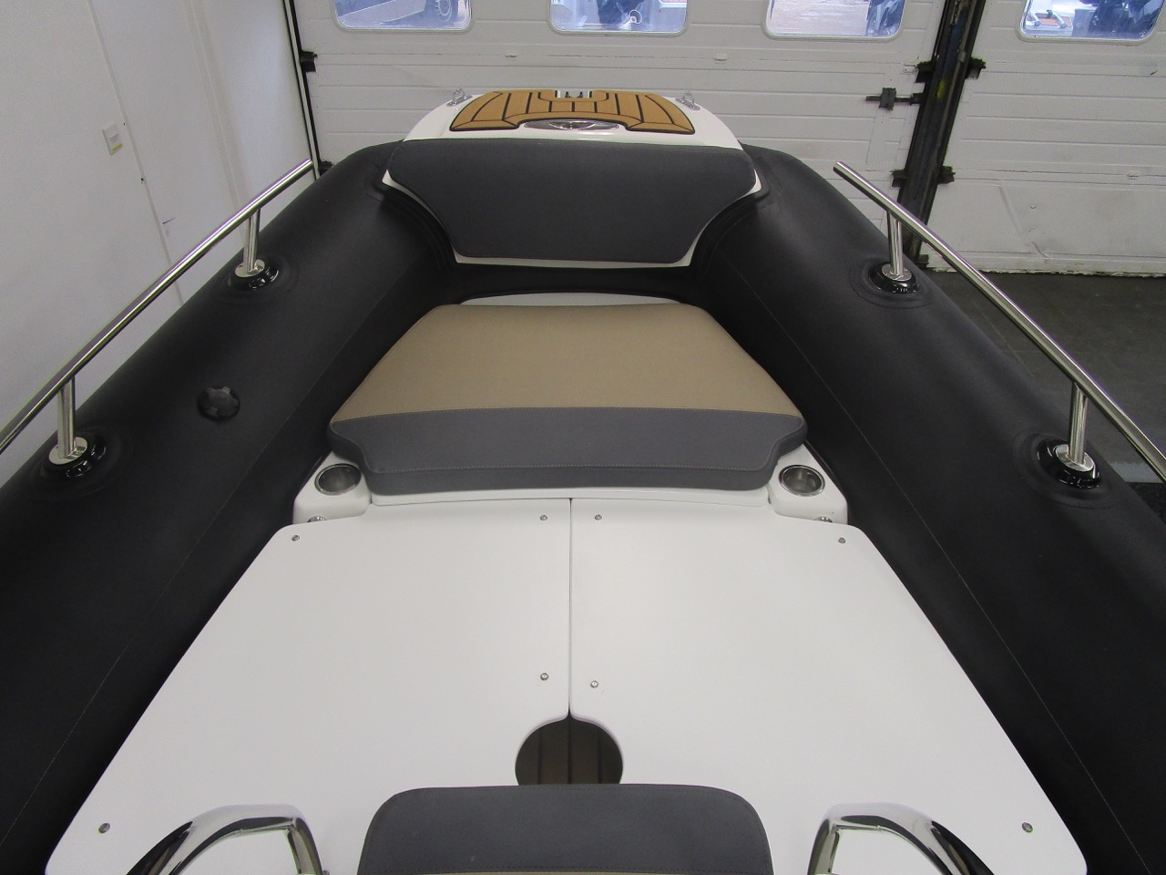 Grand RIB Golden Line G650 port & stbd sundeck fitted