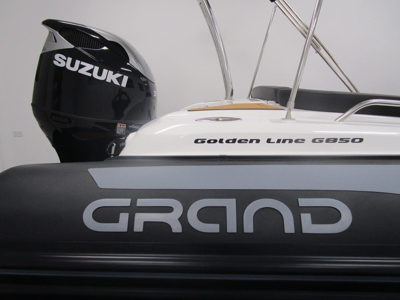 GRAND G850 RIB logo