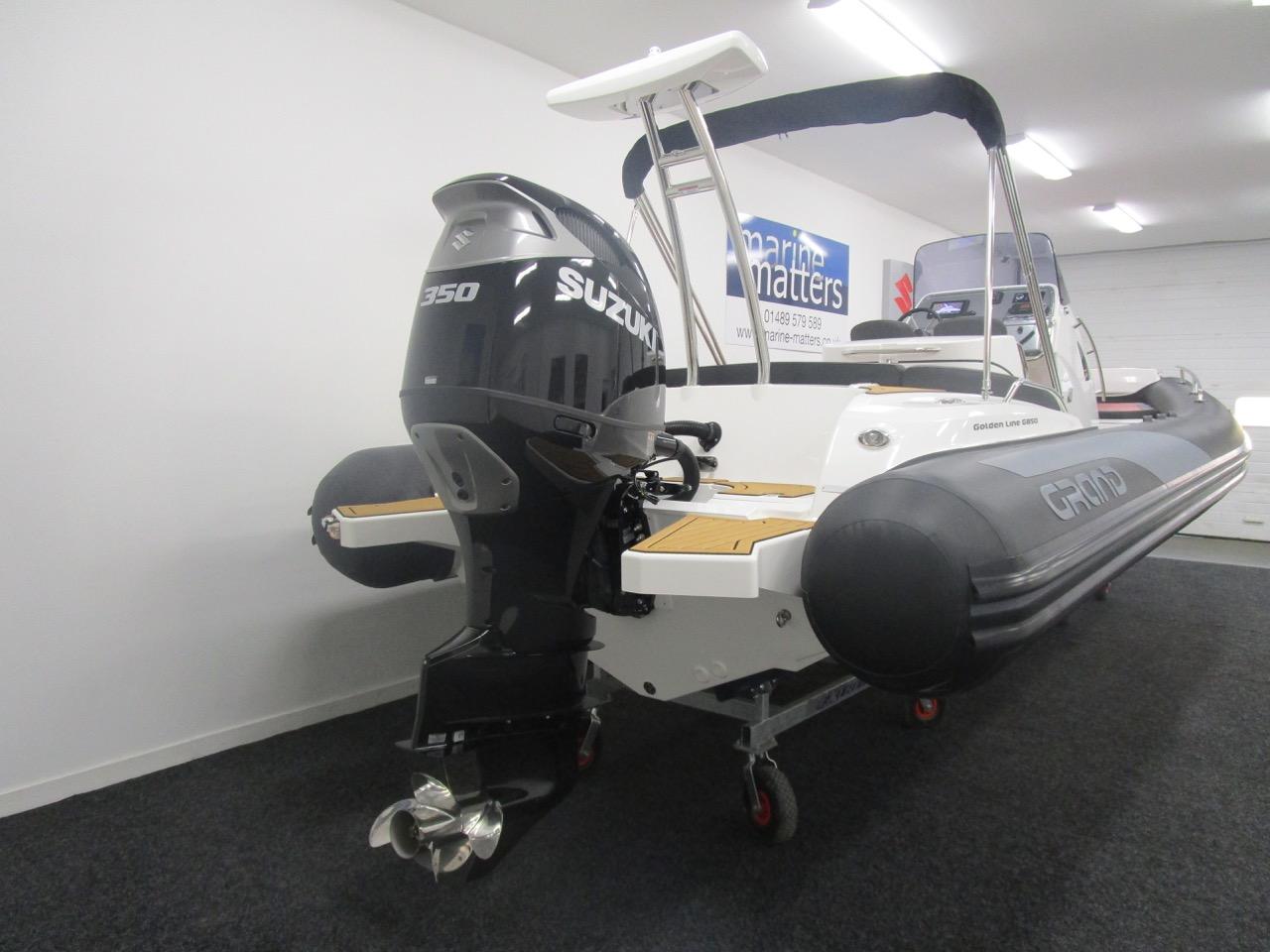 Suzuki DF350ATXX outboard