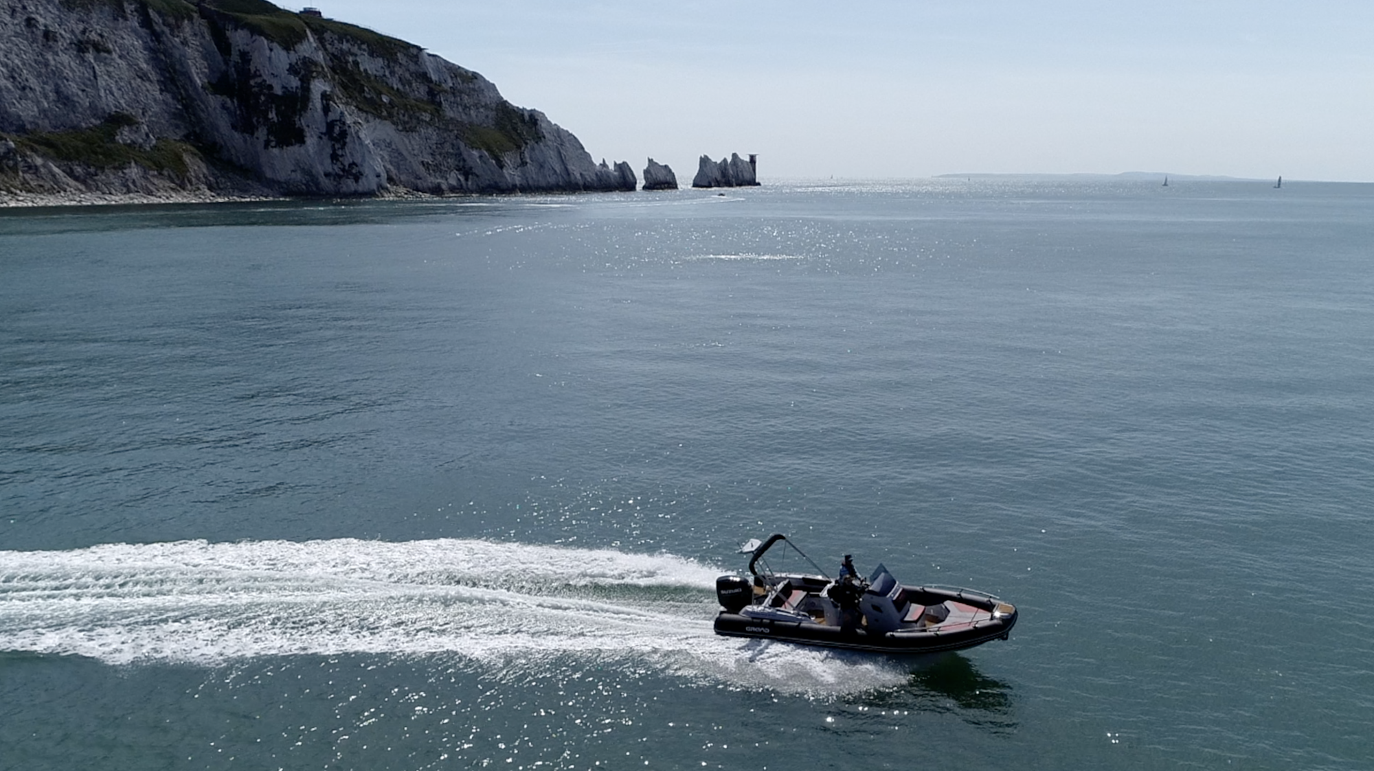 GRAND RIB at the Needles
