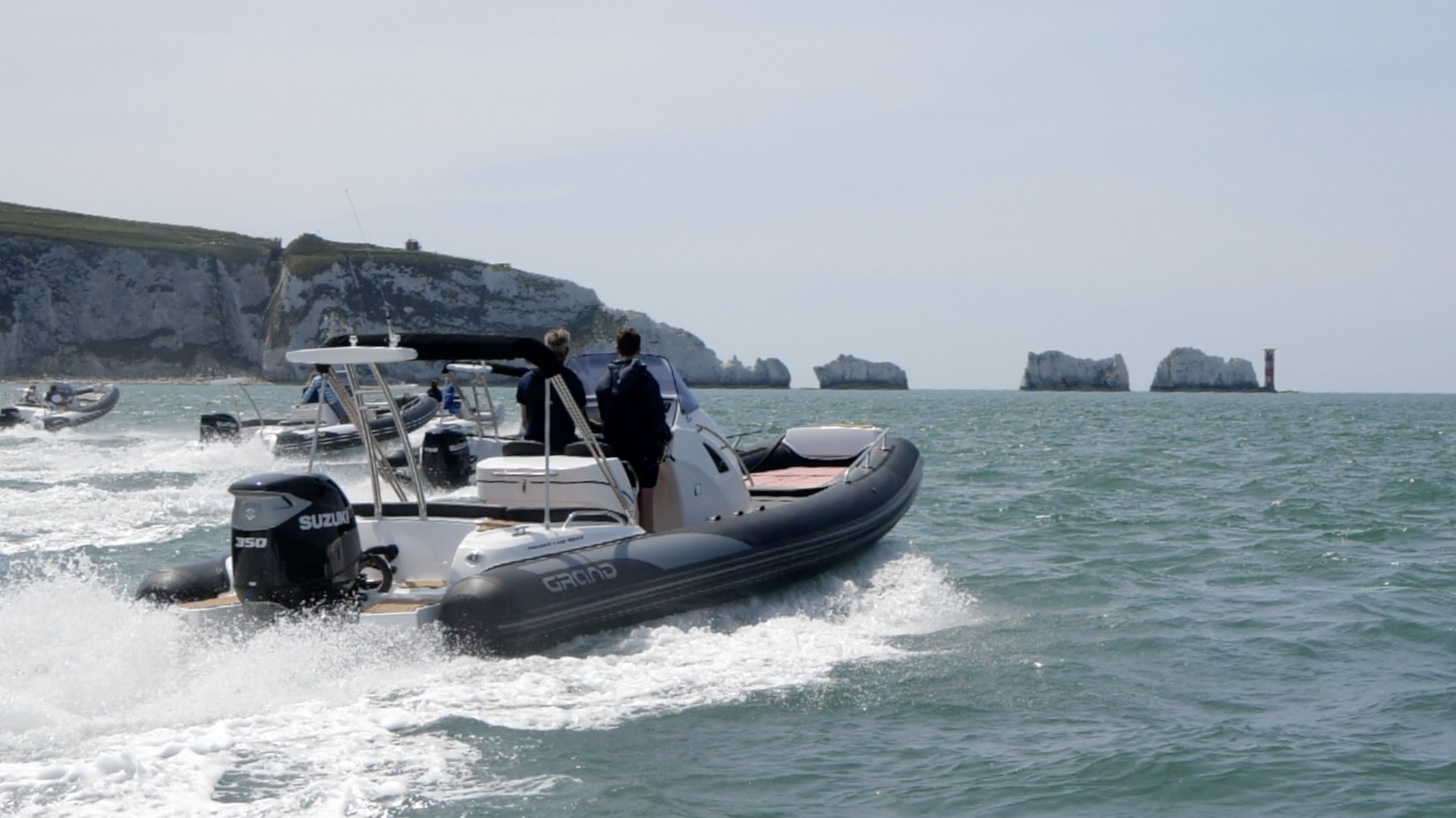 GRAND RIBs at the Needles