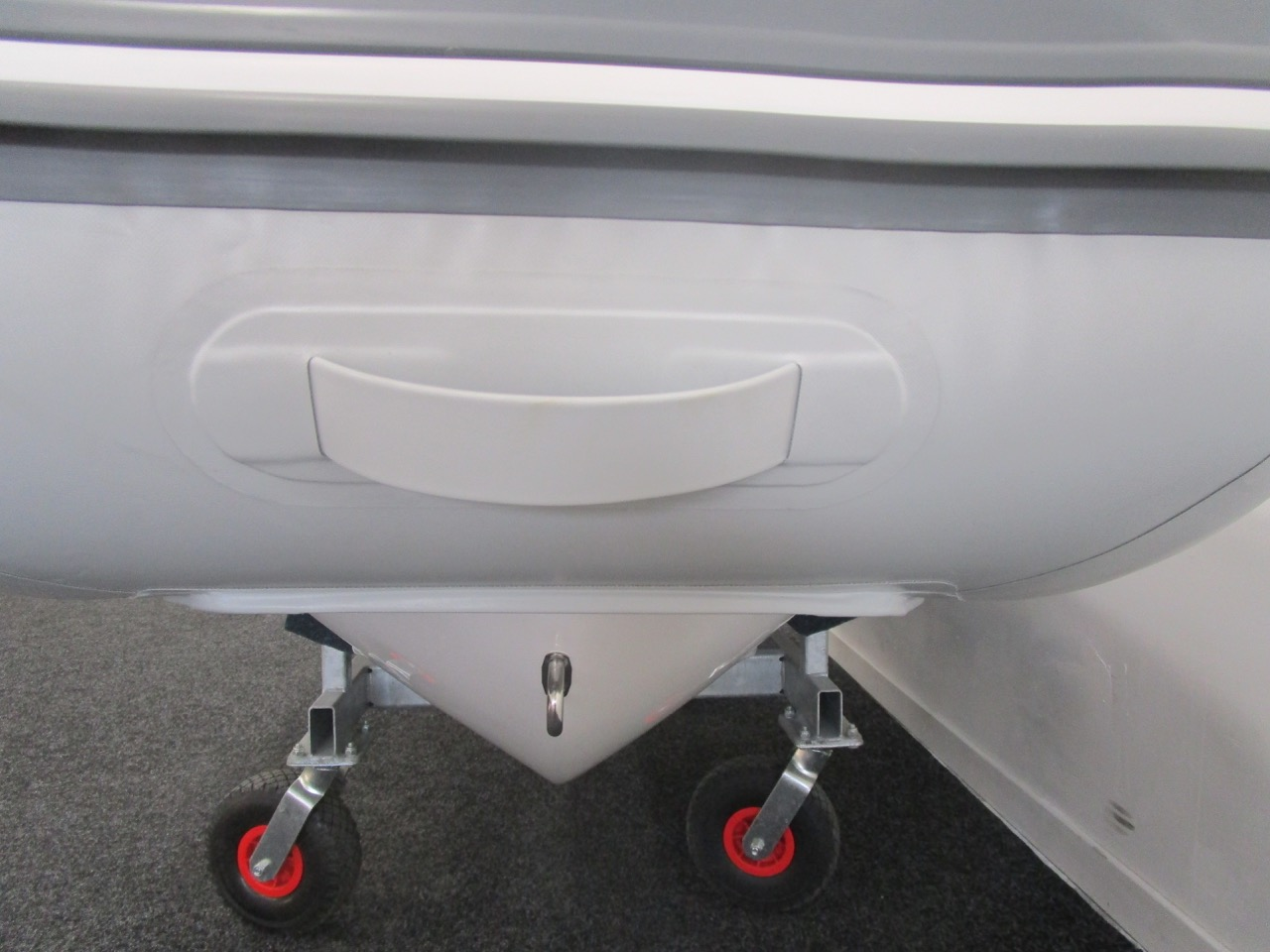 GRAND S330 RIB tender bow handles and tow eye