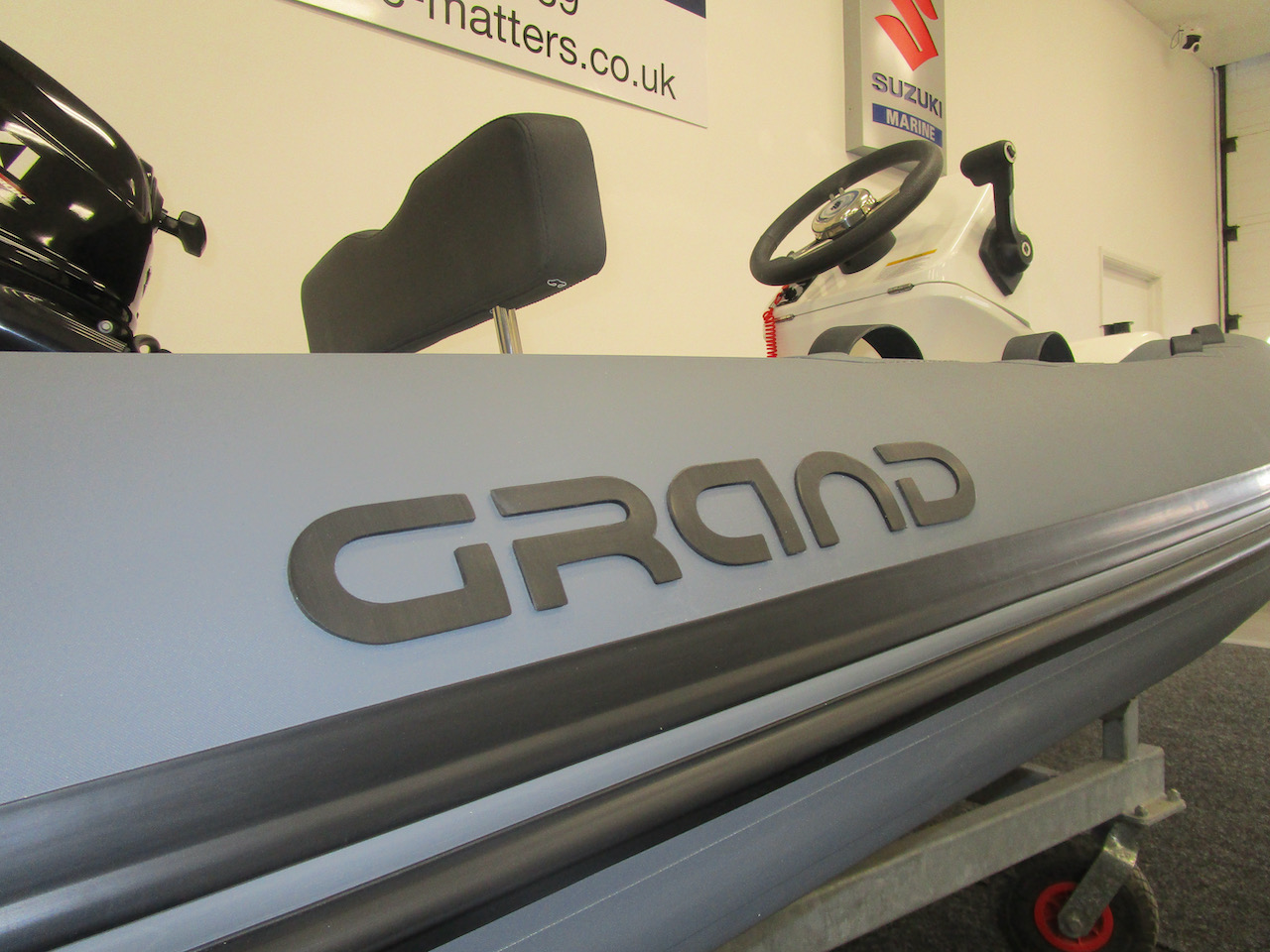 GRAND S300 RIB tubes