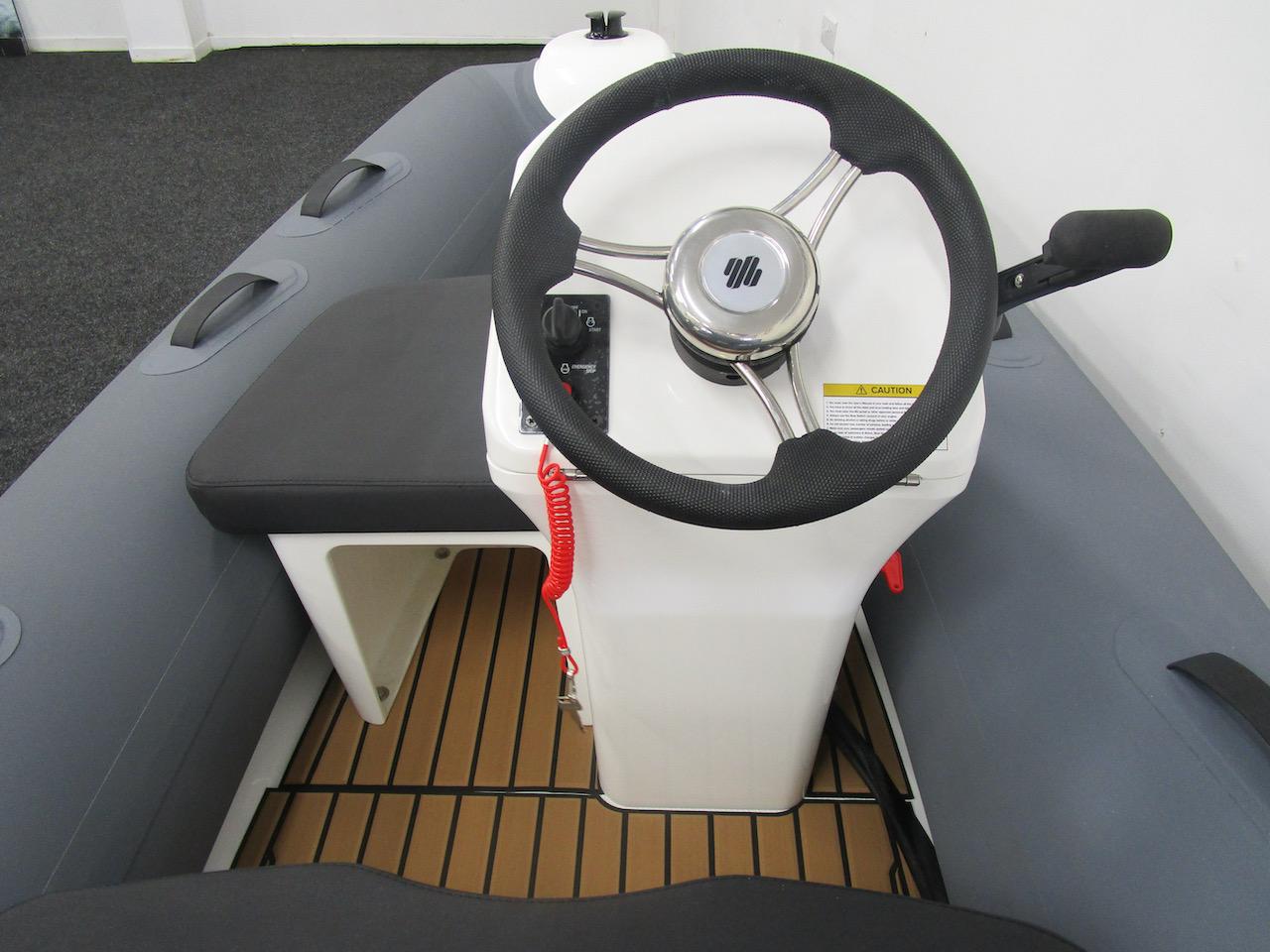 GRAND S300 RIB console