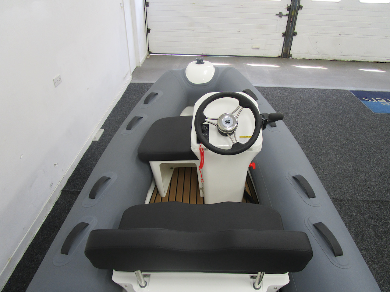 GRAND S330 RIB tender mid section