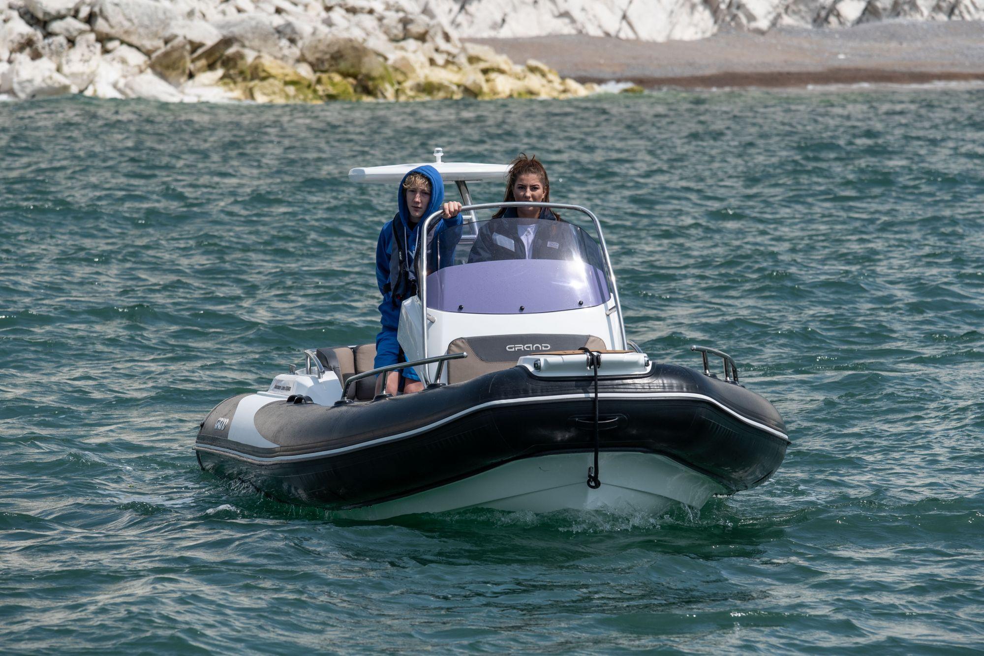RYA Powerboat Intermediate Course