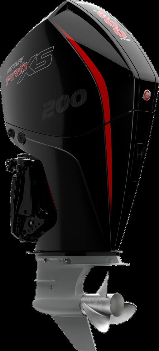 Mercury 200 PRO XS