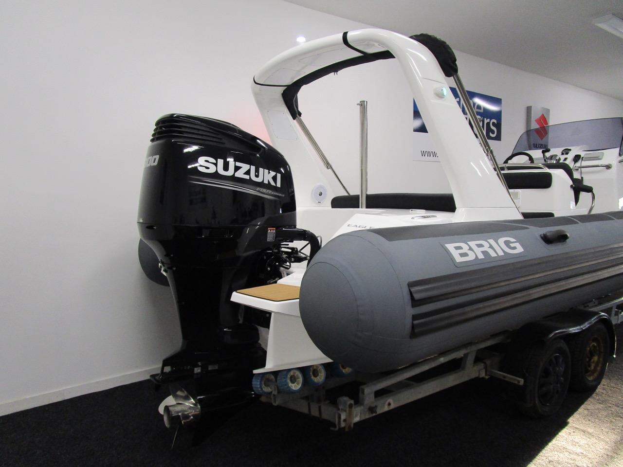 Suzuki DF300APX four stroke outboard