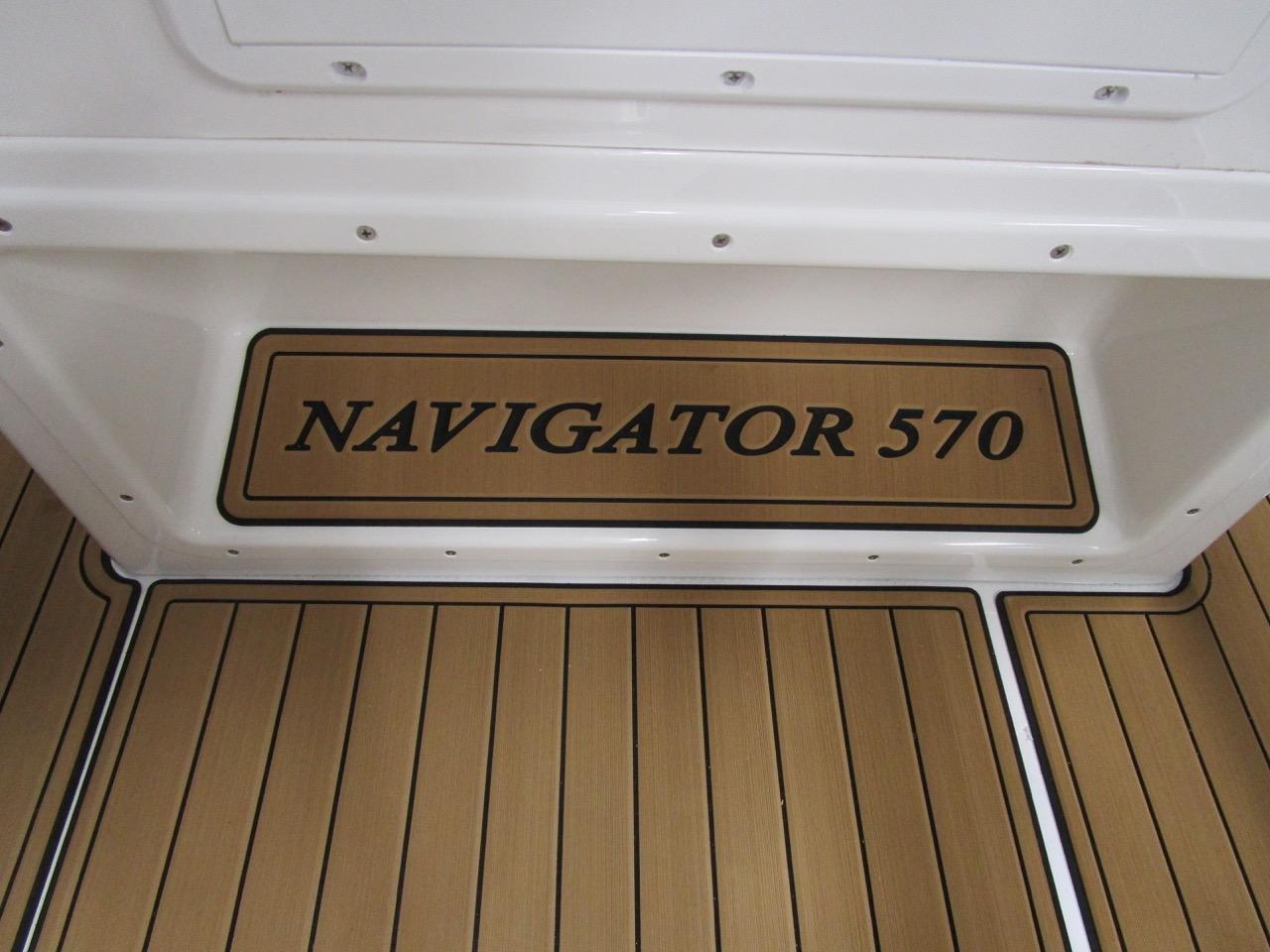 N570 Seadeck floor
