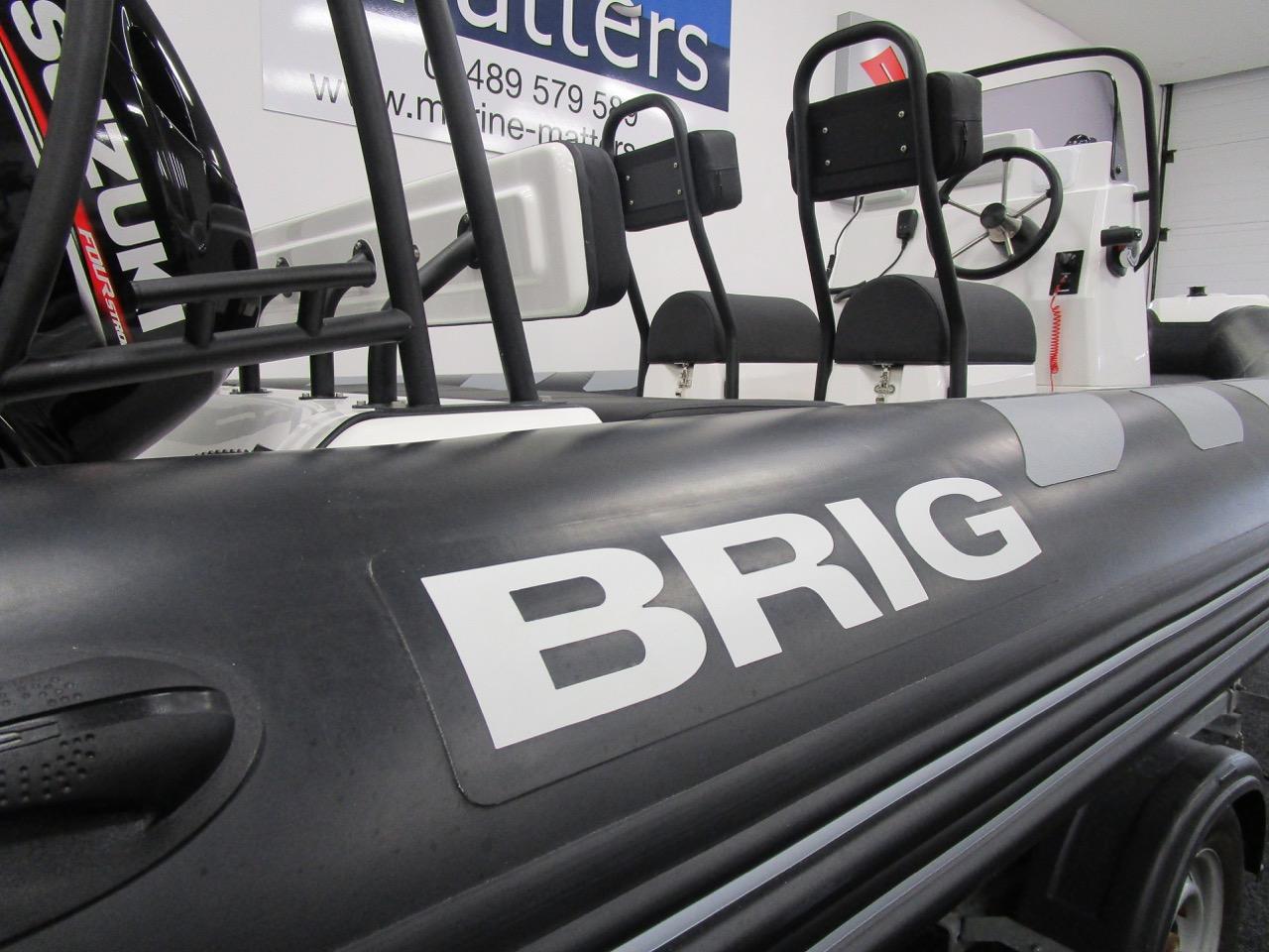 BRIG N570 hypalon tube