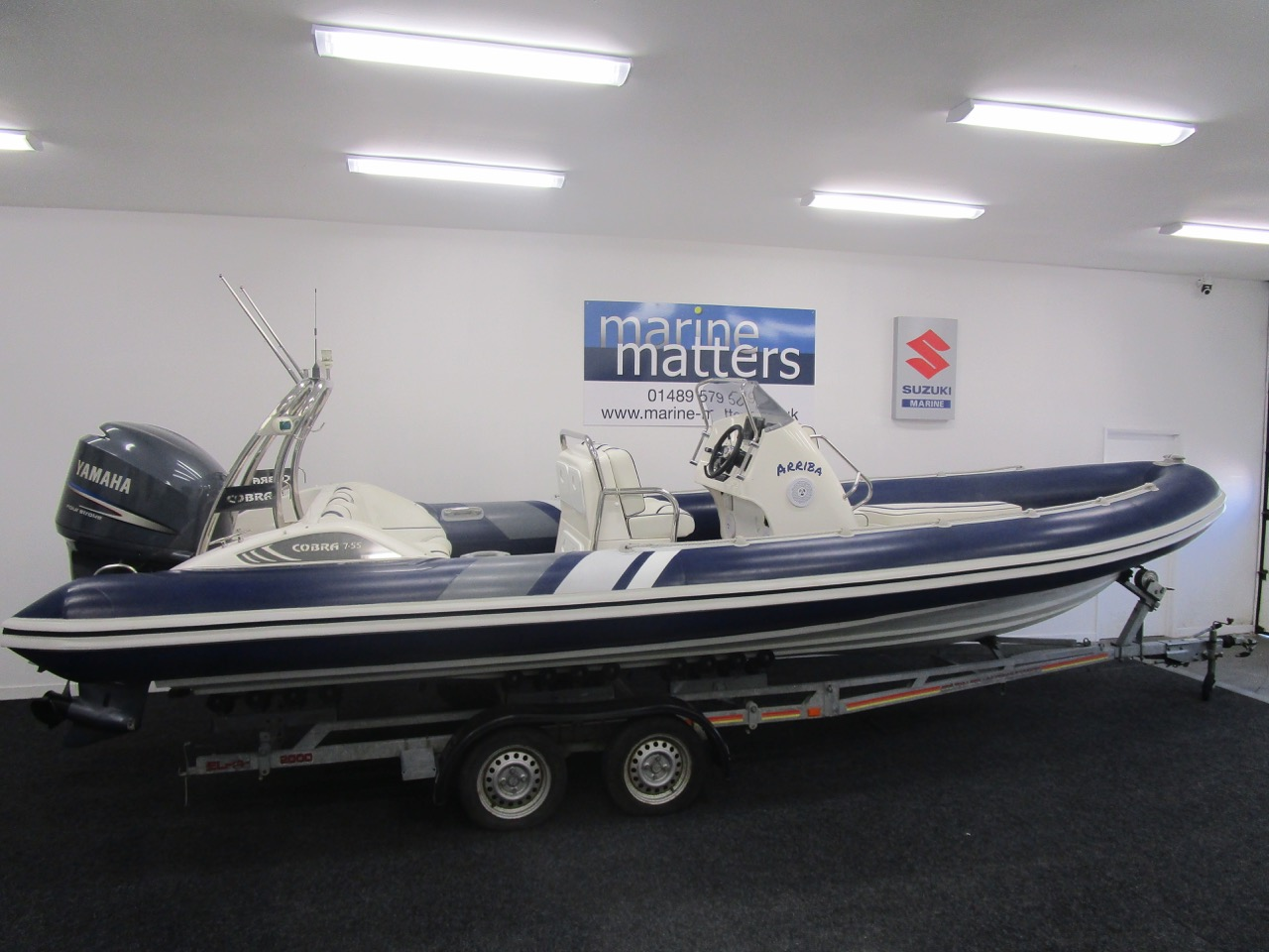 Cobra 755 Nautique for sale