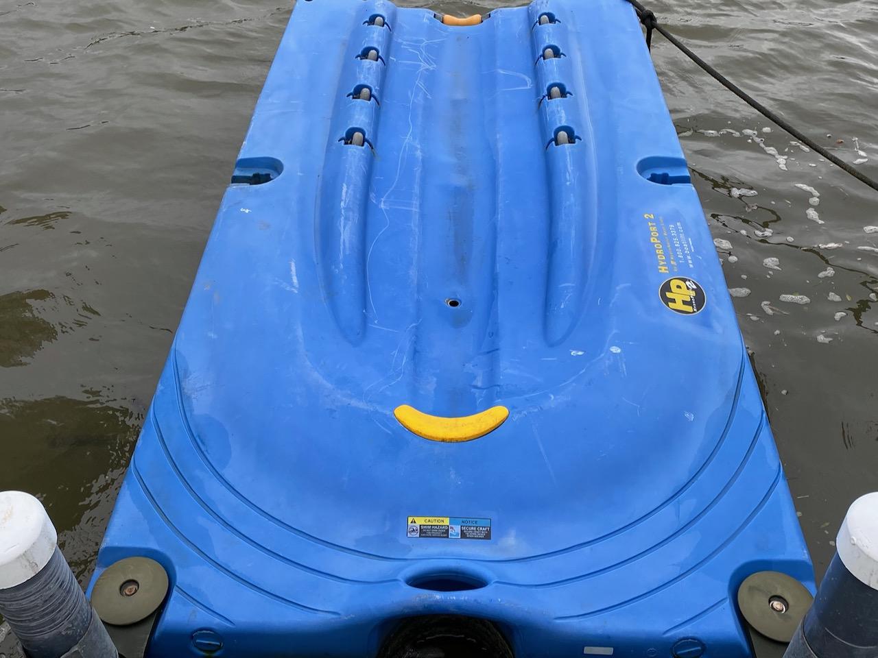 3.3m Drive on Dock