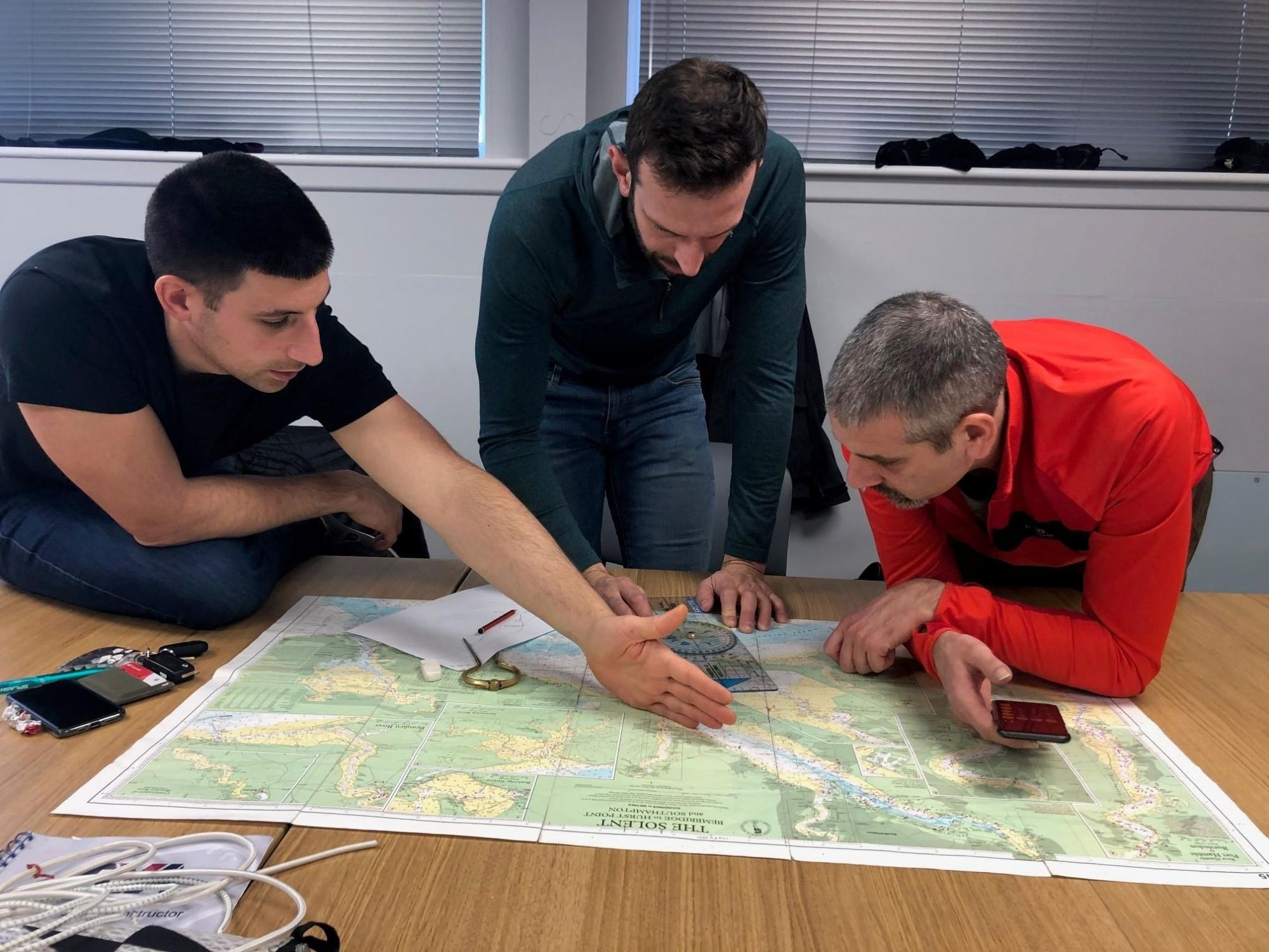 RYA Planning & Navigation Training