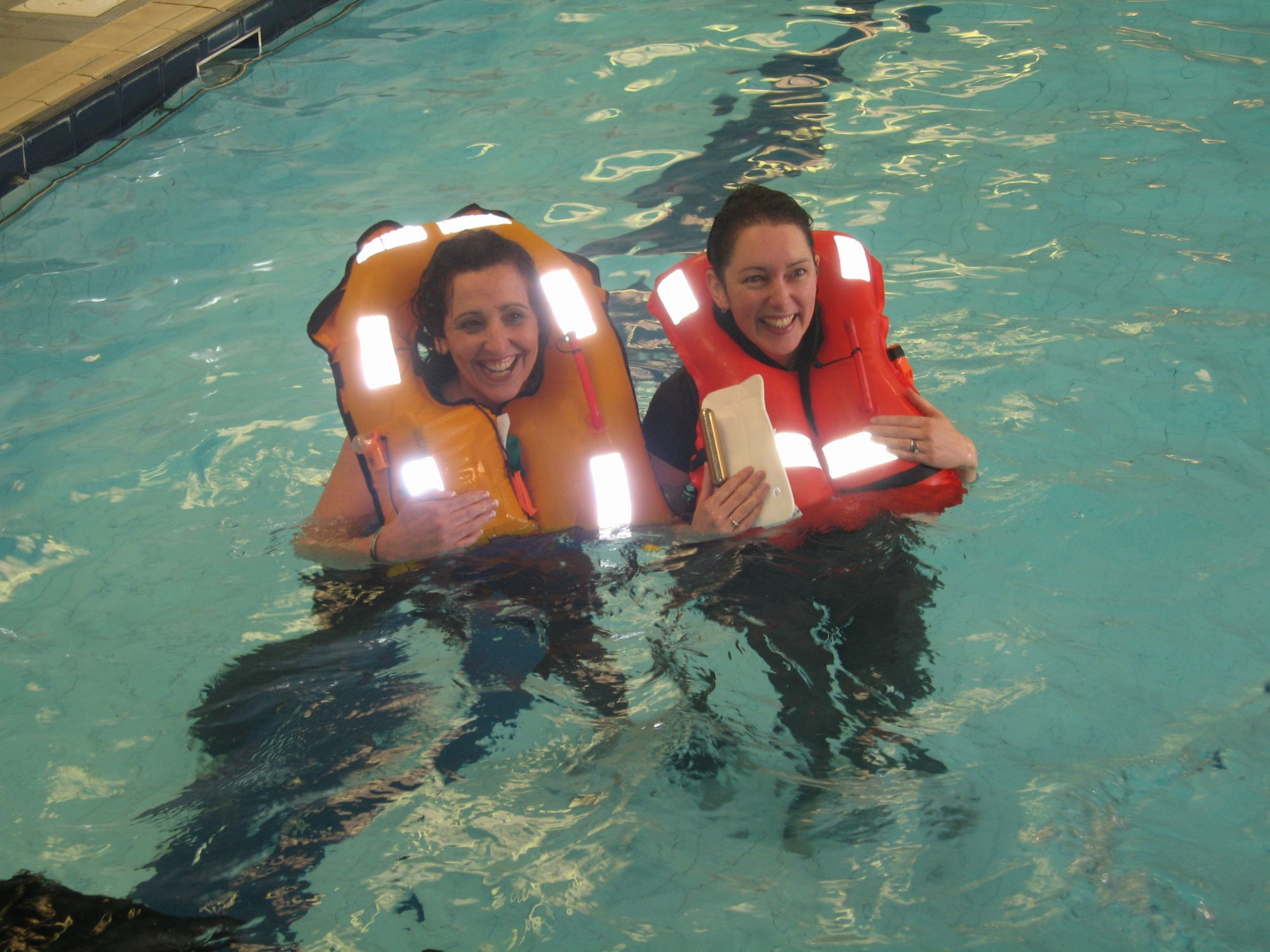 RYA Sea Survival Course