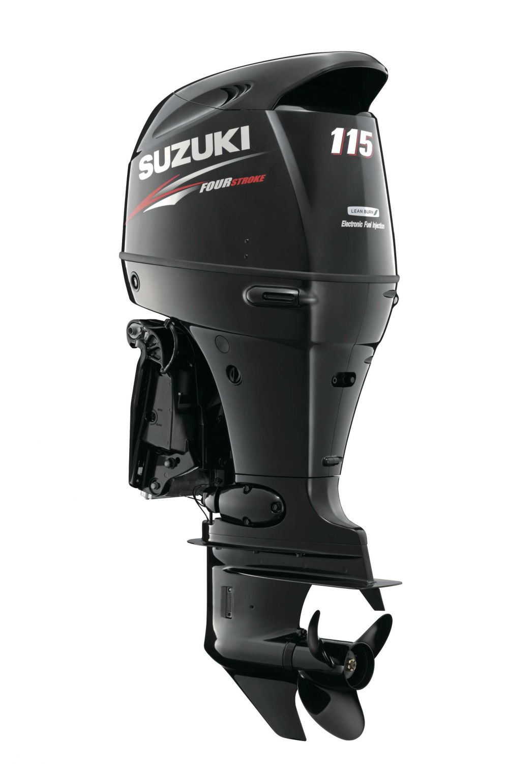 Suzuki DF115A four stroke marine outboard engine