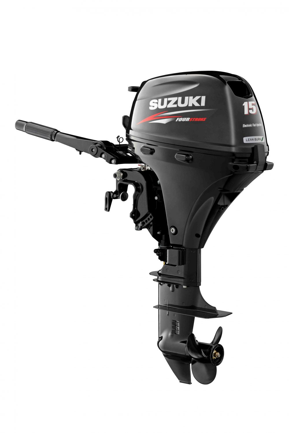 Suzuki DF15A four stroke marine outboard engine