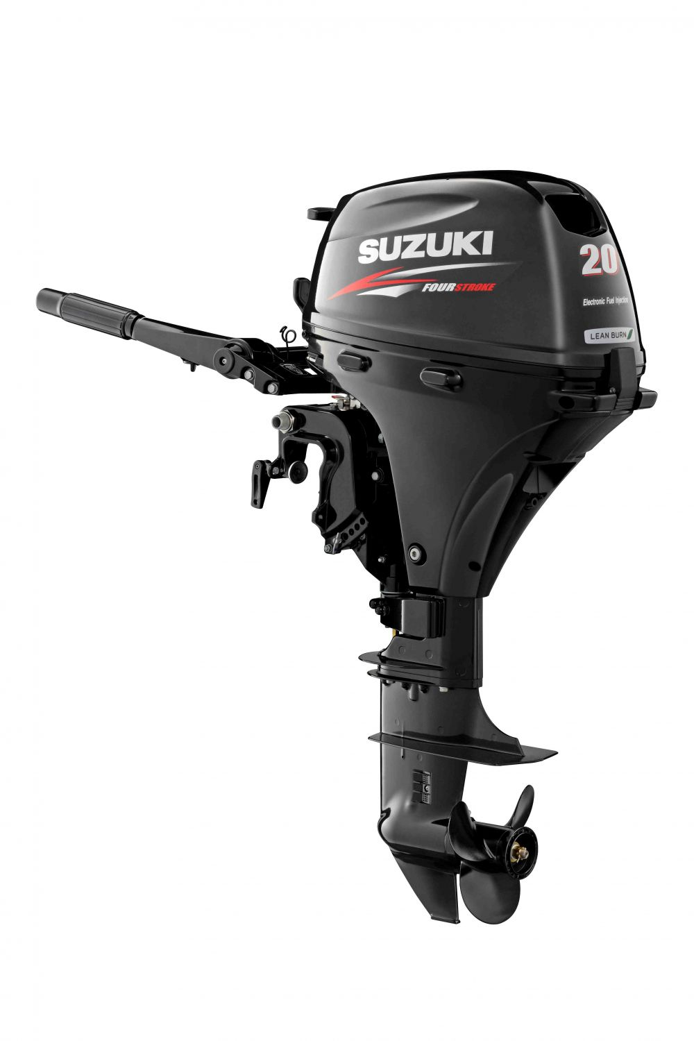 Suzuki DF20A four stroke marine outboard engine