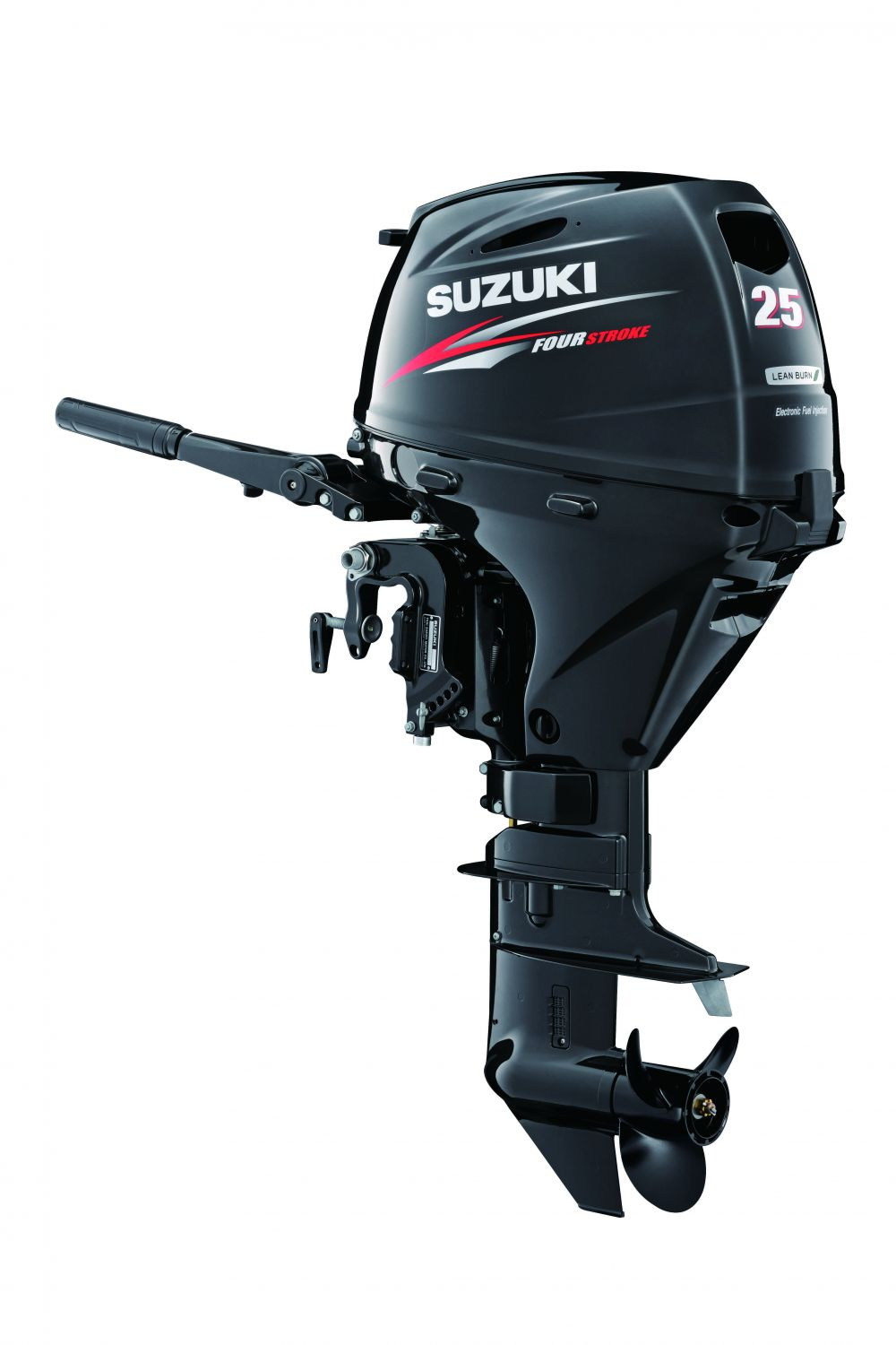 Suzuki DF25A Four Stroke Marine outboard engine