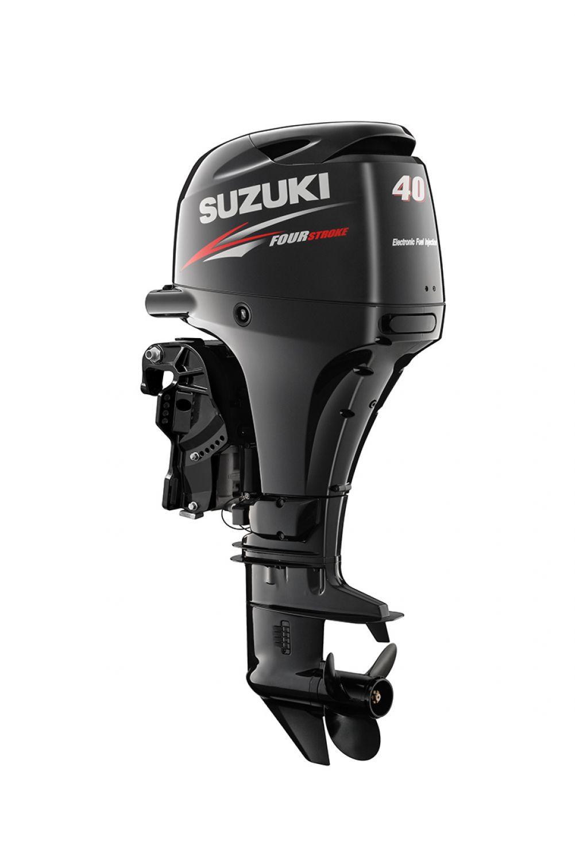 Suzuki DF40ATL Four Stroke Marine Outboard Engine