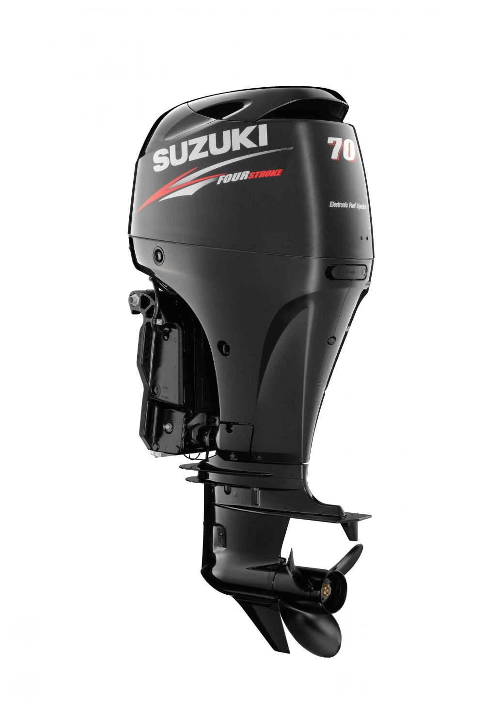 Suzuki DF70A four stroke marine outboard engine