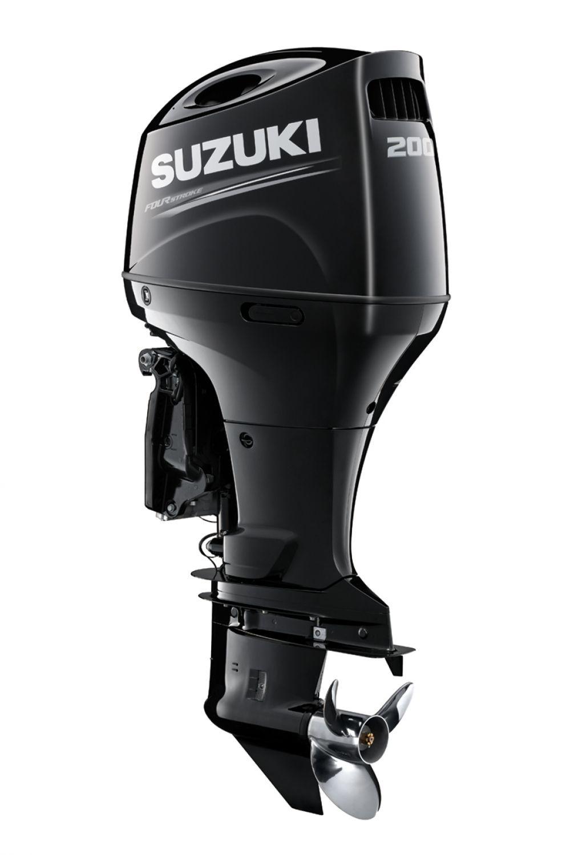 Suzuki DF200AP four stroke marine outboard engine