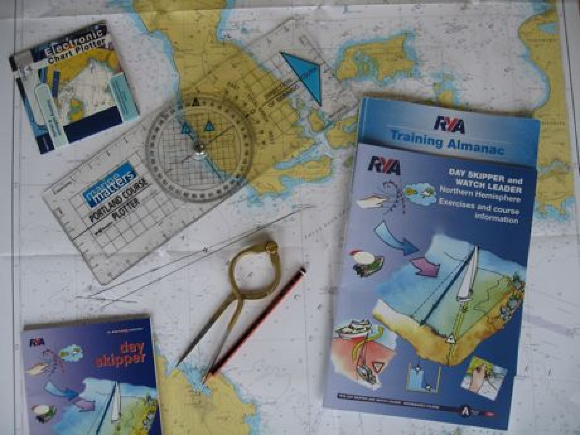 RYA Day Skipper Navigation Shorebased Theory course