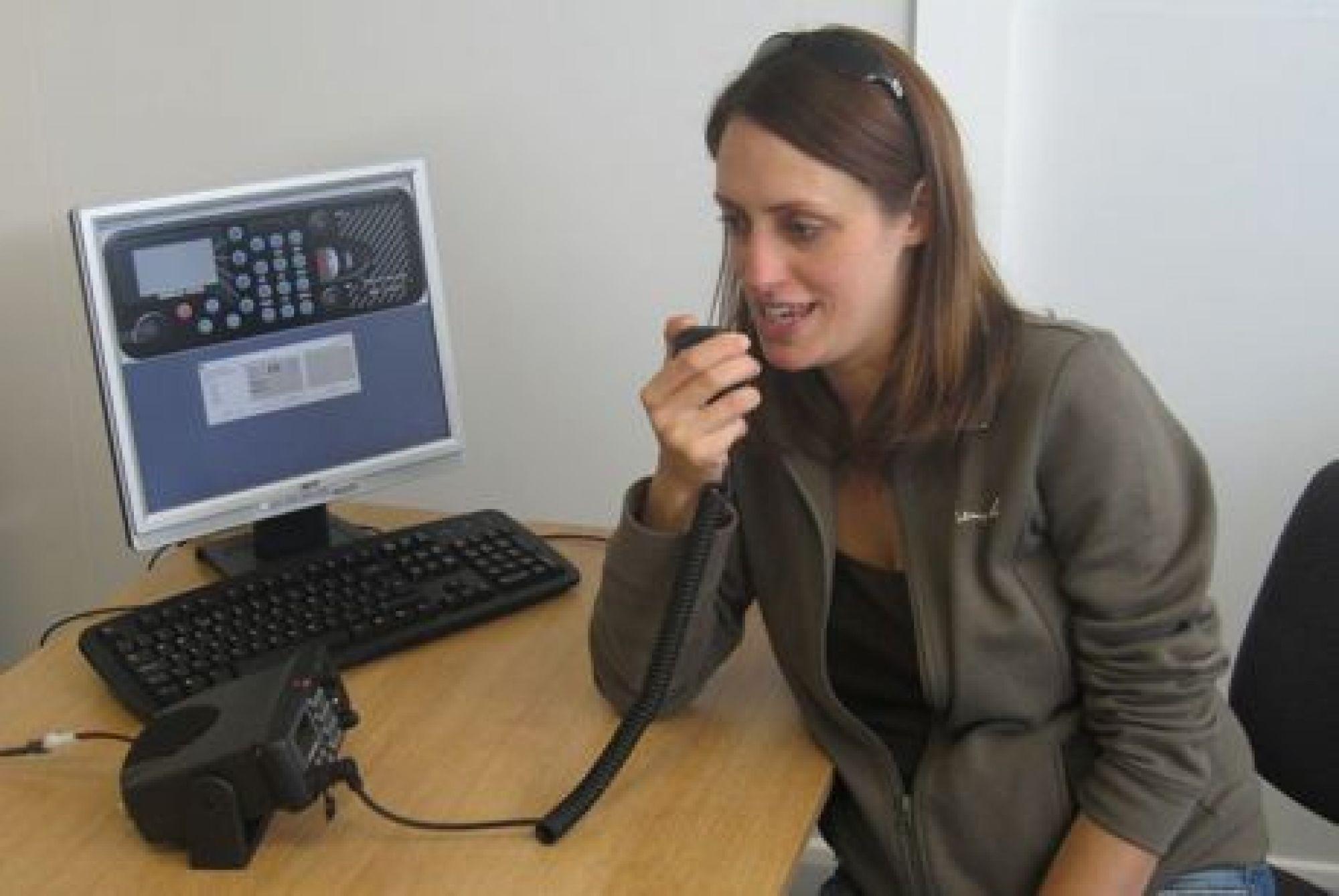 Training VHF operator 460x190
