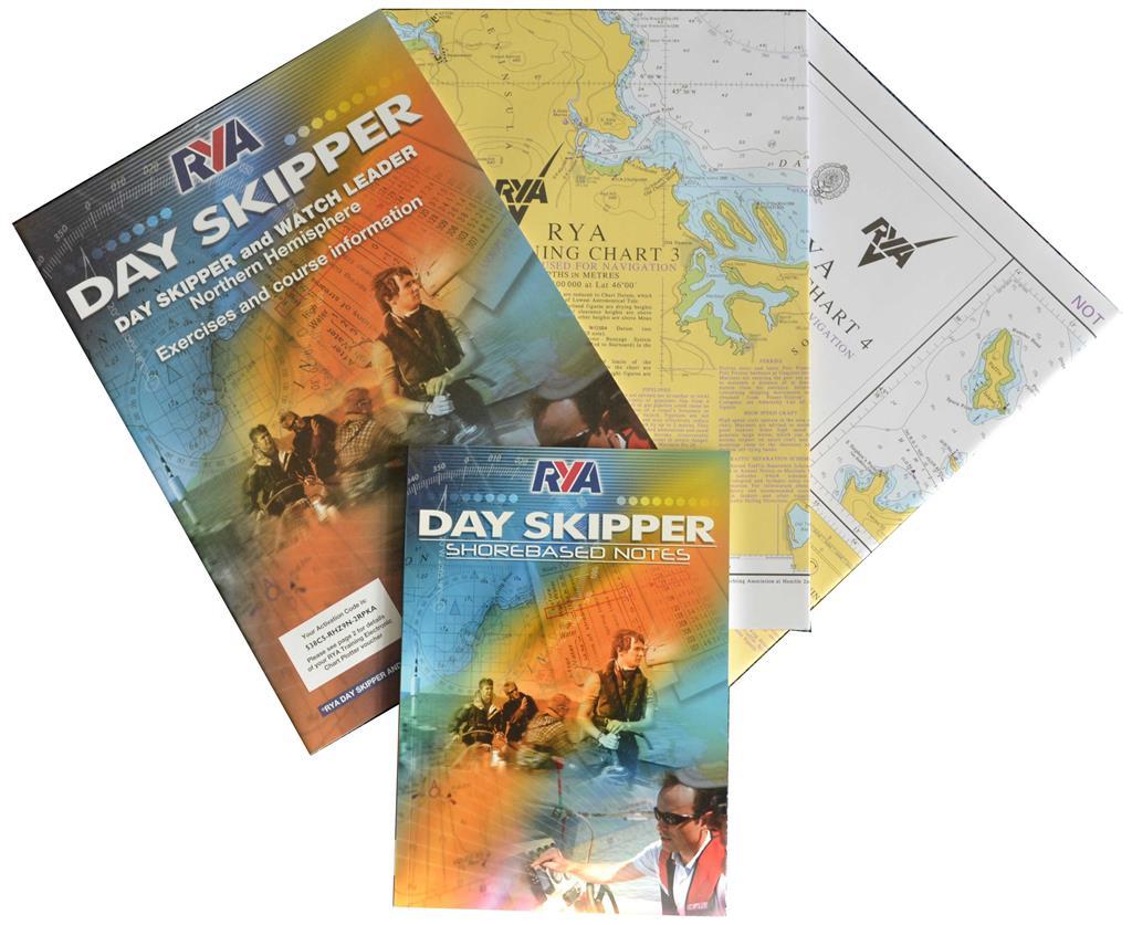 RYA Day Skipper Theory Pack
